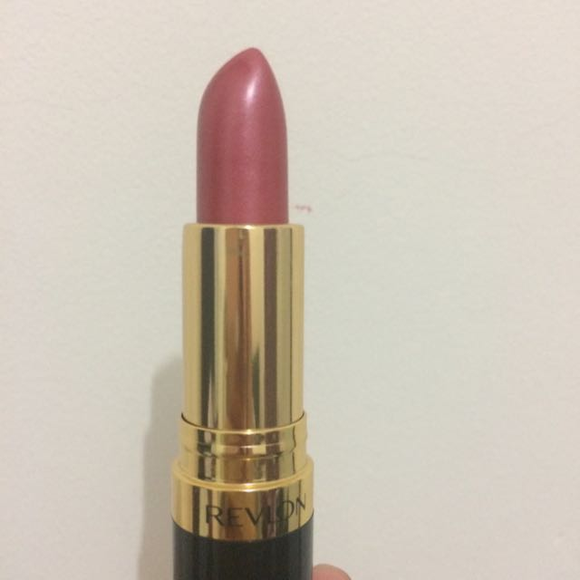 Revlon Super Lustrous Lipstick-Wine With Everything 520