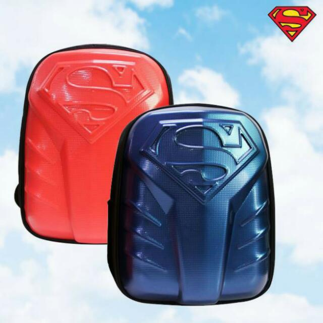Simple Dimple Bag Superman [Limited Edition]