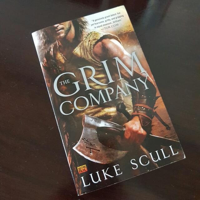The Grim Company by Luke Scull