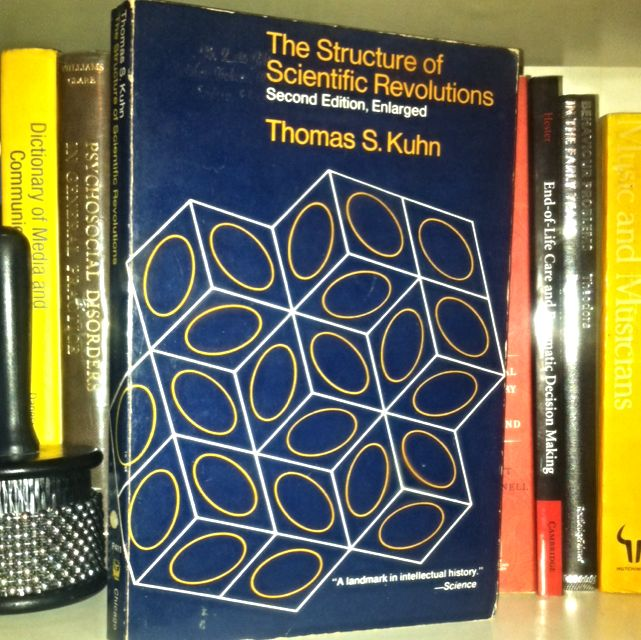 The Structure Of Scientific Revolutions, Books & Stationery on ...