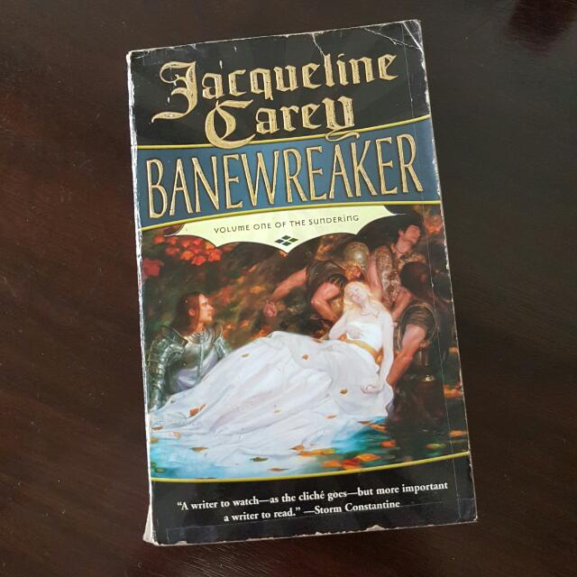 The Sundering Vol. 1: Banewreaker by Jacqueline Carey