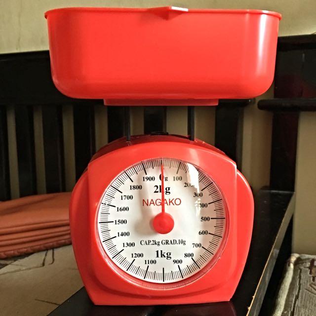 Timbangan kue Nagako cap.2kg