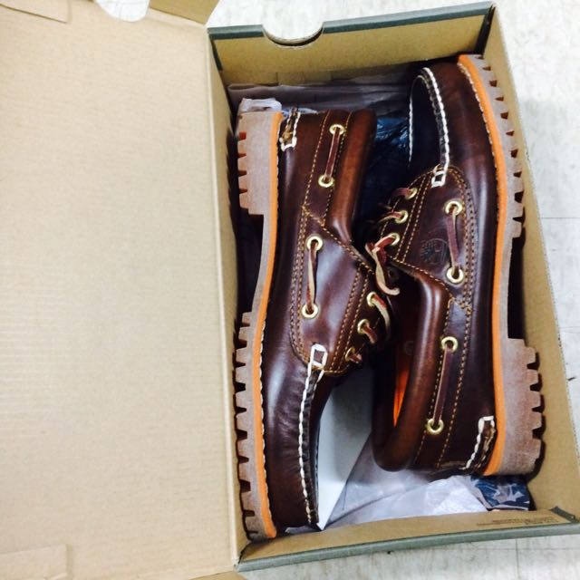 (降價)timberland帆船鞋