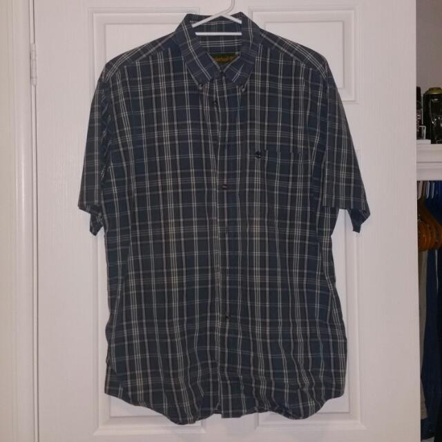 TIMBERLAND ButtonUp Shirt SizeL