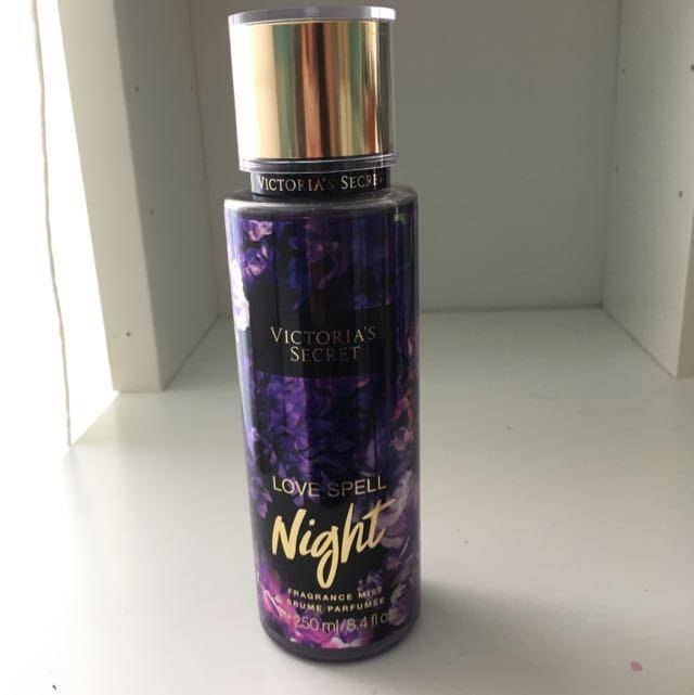Victoria's Secret - Love Spell Night Fragrance Mist