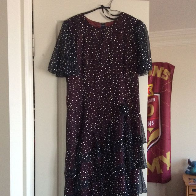 Vintage Dress Made In The USSR