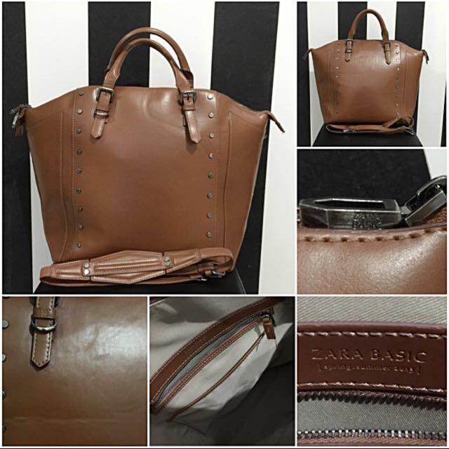 Zara Bag 💯% Original