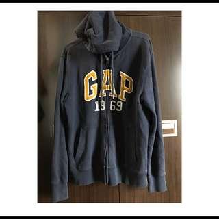 Gap 外套 無刷毛 Jacket Coat Hoodie