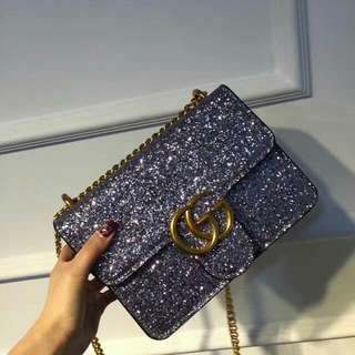 Gucci Glitters Bag