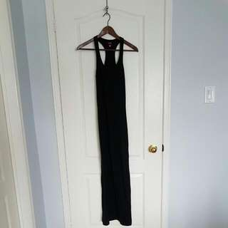 Only Essentials Black Maxi Dress Size Xs