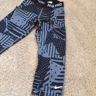 Nike Pro dry-fit leggings