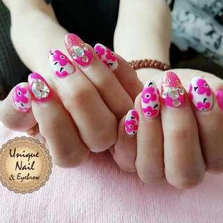 Punggol Home Base Nail Salon