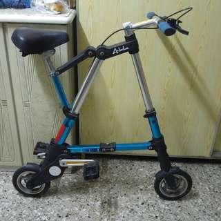小型摺疊單車