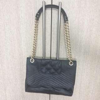 Used Mango Chain Handbag
