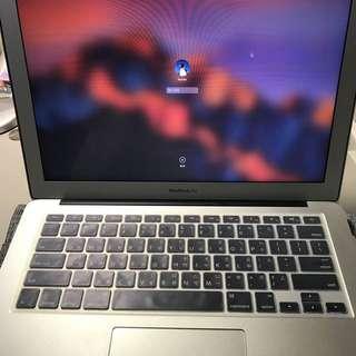 MacBook Air 128g 可貼換物