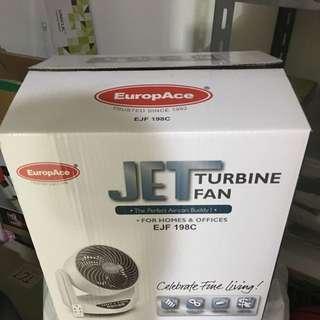 """Europace 9"""" Turbo Fan (Brand New)"""