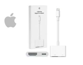 Authentic - Lightning Digital AV Adapter by Apple