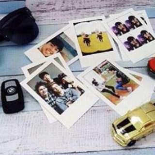 cetak foto ala polaroid