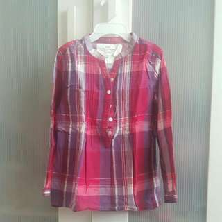 H&M Long Sleeve Shirt (Size 1.5 - 2y)