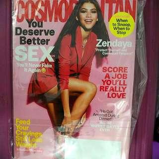 Cosmopolitan US Cover Zendaya (Import)