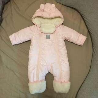 阿卡將 嬰兒太空連身衣