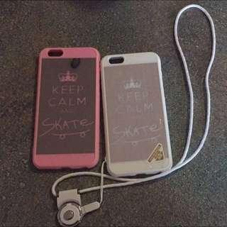 Flexible Rubber Iphone 6 Case