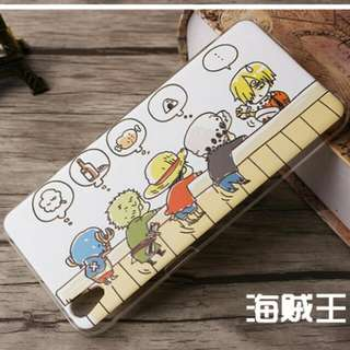 [INSTOCK] Oppo R9 Phone Cover Hard (Pirates)