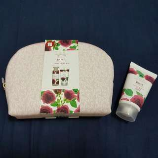 Marks & Spencer Rose Set With Purse