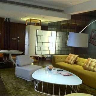 W Taipei 時尚飯店 Marvelous Suite 大趴踢房含2人早餐