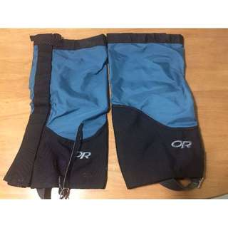 OR 綁腿 Outdoor Research Verglas Gaiters #61610 防水透氣款