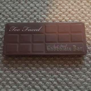 Semi-sweet Chocolate Palette