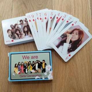 Girls' Generation Poker Cards (+ Super Junior, Boys Over Flowers)