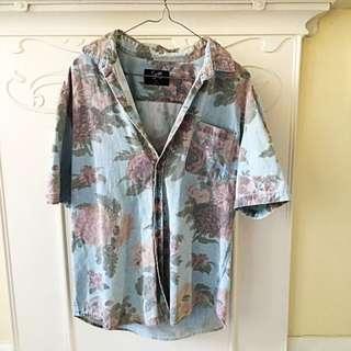 Coloured Floral shirt