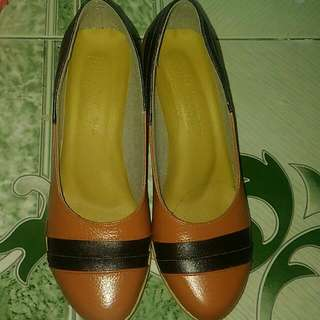Sepatu Kulit Magetan Uk 38