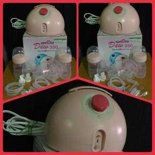 Spectra Dew 350 Double Eleectic Breast Pump - Hospital Grade