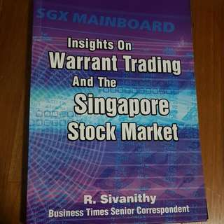Insights On Warrant Trading And The Singapore Stock Market