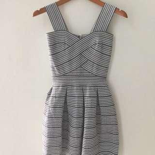 Nyla Stripe Dress