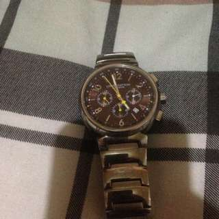 Louis Vuitton Paris Watch