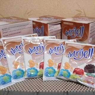 Nutrijell Coklat