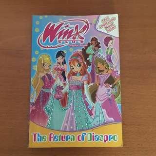Wind Club's Graphic Novel Comics book