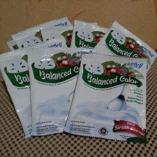 Nutrijell Balanced Color Sirsak