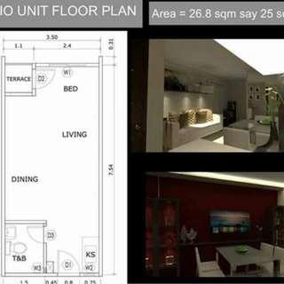 Rent To Own Condominium. Cebu City