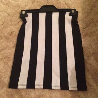 Stripe Skirt 6