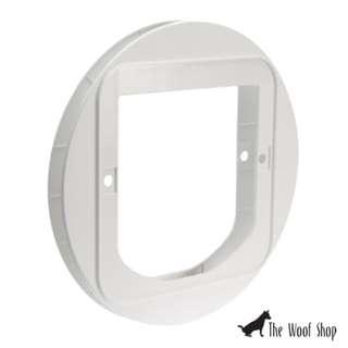 SureFlap Cat Door Mounting Adaptor White or Brown