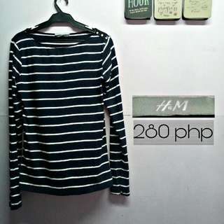 Stretchable longsleeve