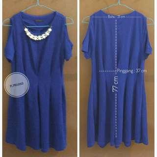 Cavalier Blue Dress
