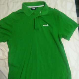 Size XL Fila Shirt