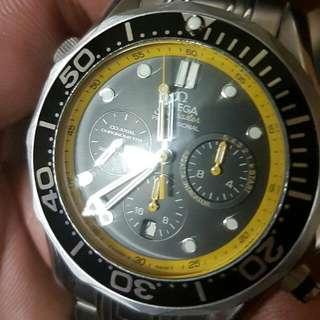 Omega Seamaster Mens Watch