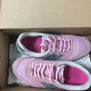 特❗️new balance 粉色