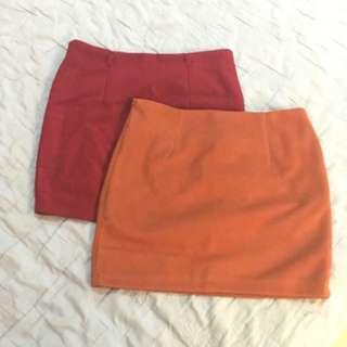 任選 1件80元 褲裙 / 裙子類